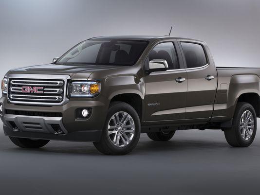 Autoweek Picks Gmc Canyon As Truck Of Year ピックアップトラック バイク