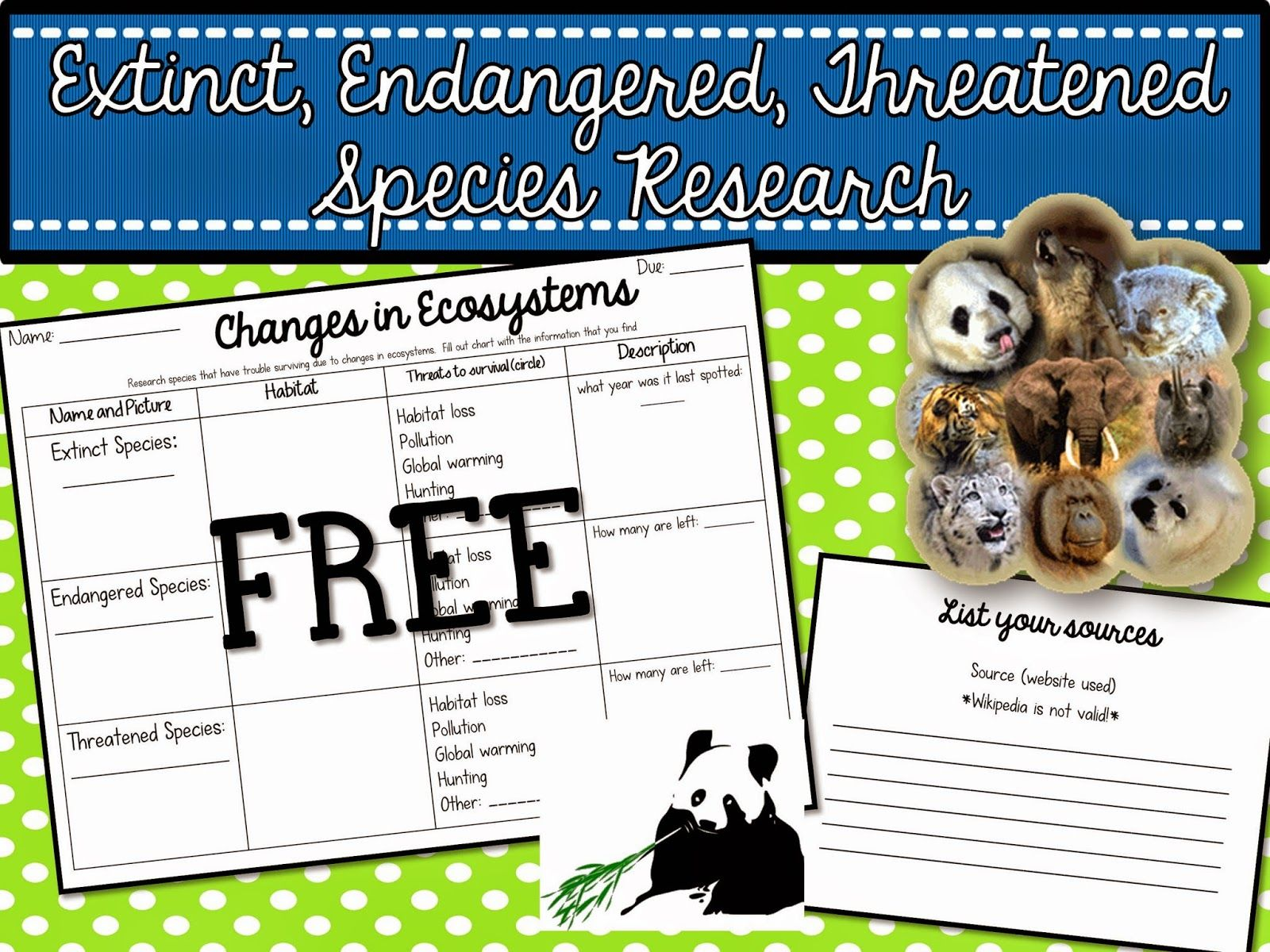 best ideas about endangered animals information sparkles smiles and successful students extinct endangered threatened species