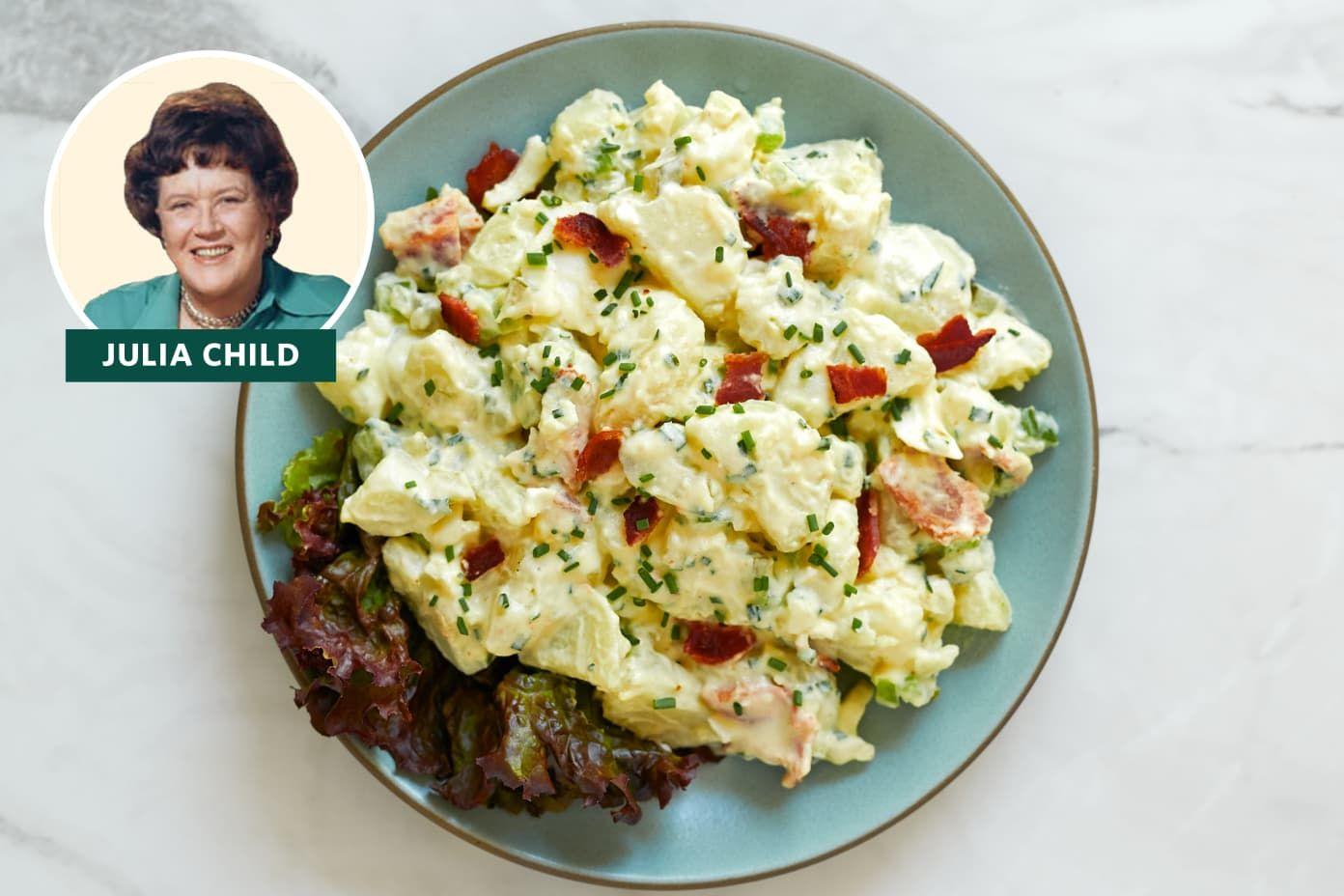 Potato Salad Recipe American Style