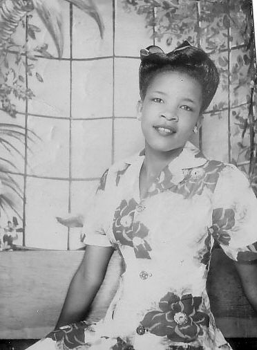 1940s african american woman
