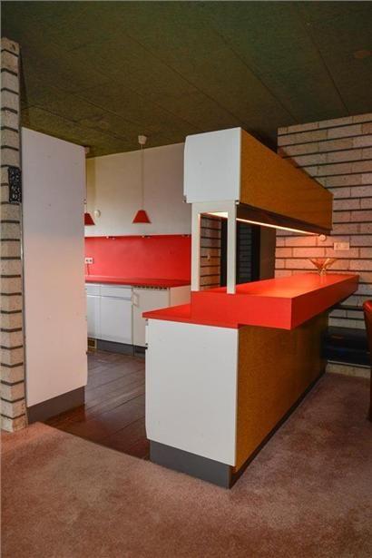 keuken jaren 70 bungalow | Interieurs/interiors bungalow | Pinterest ...