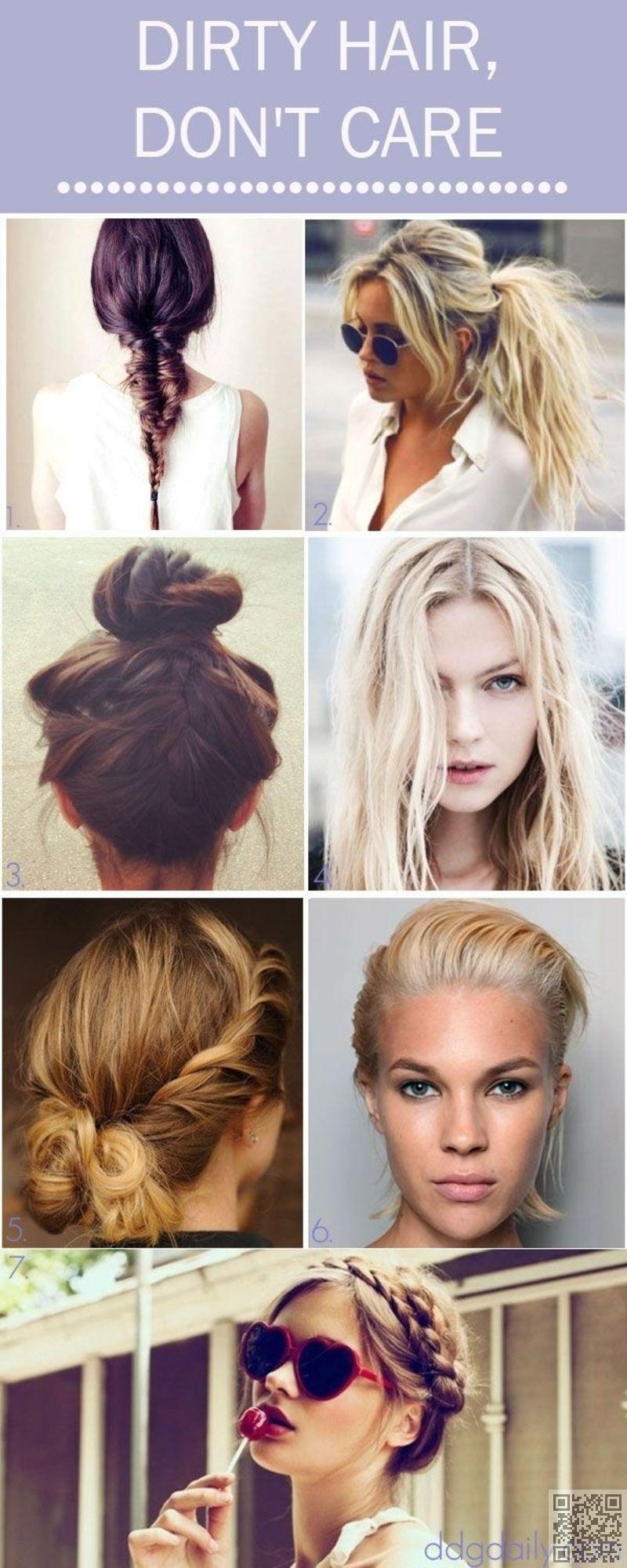 7. 2nd day hair #ideas - 30 sensational #second day hair