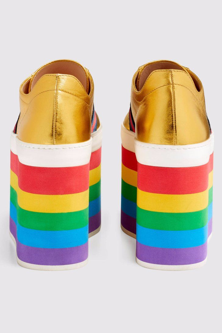 gucci shoes rainbow. the rainbow sneakers you didn\u0027t know needed \u2014 till now gucci shoes