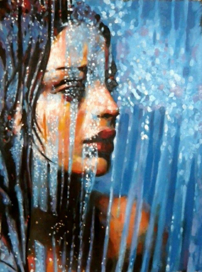 Thomas Saliot - Blue Rain