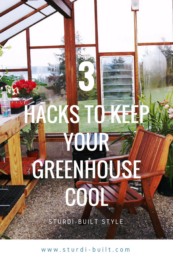 How To Keep Your Greenhouse Cool Greenhouse Greenhouse Interiors Greenhouse Plans