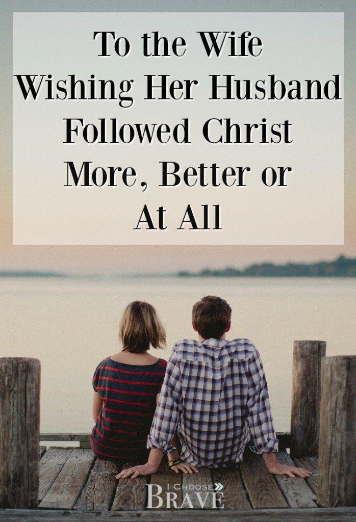 Christlicher Ehemann und Ehefrau
