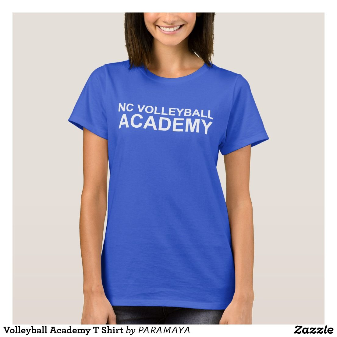Volleyball Academy T Shirt Shirt Designs T Shirts For Women Shirt Style