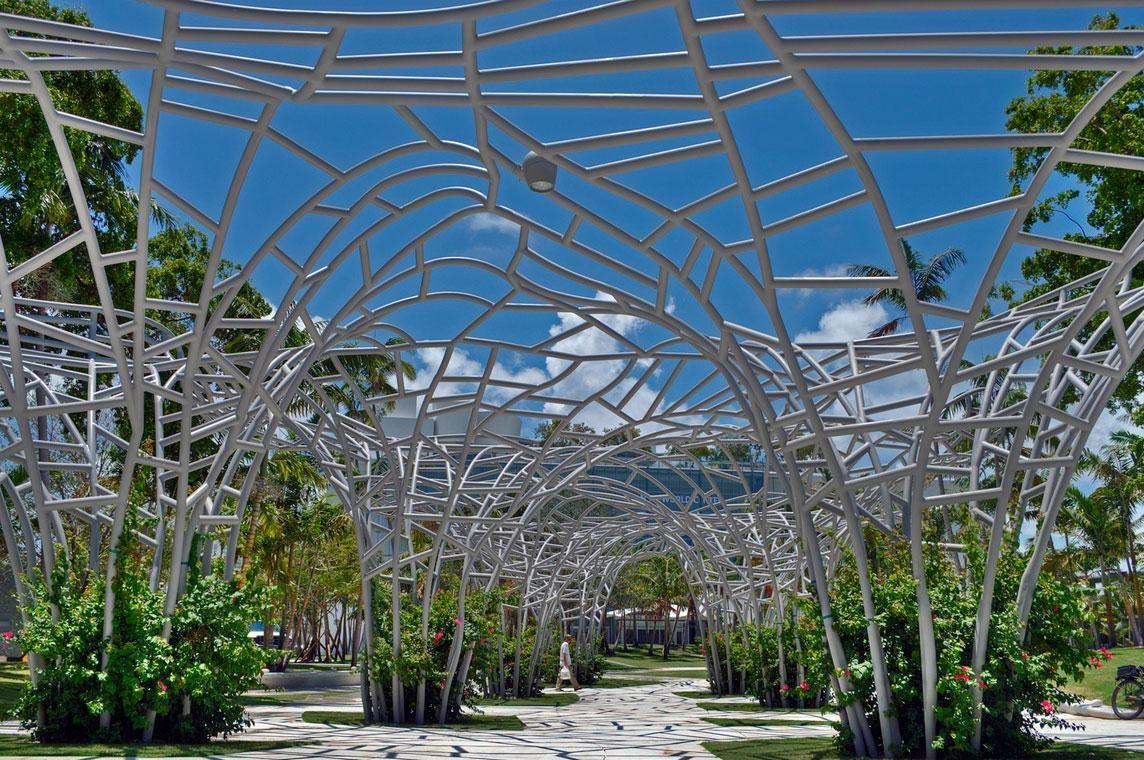 Miami Beach Soundscape by West 8 Urban Design & Landscape ...