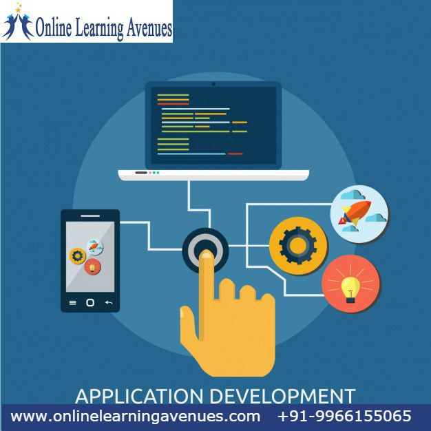 Mobile App Development Courses for iPhone, Android Web