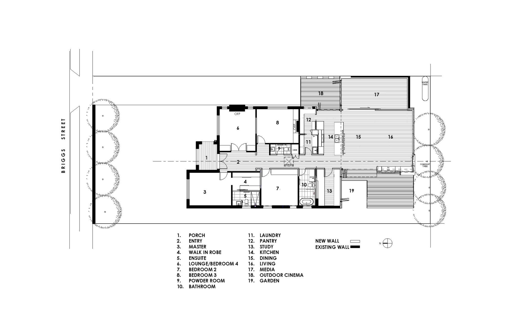 Gallery Of Cumquat Tree House Megowan Architectural 18 Tree House Tree House Designs Floor Plan Design