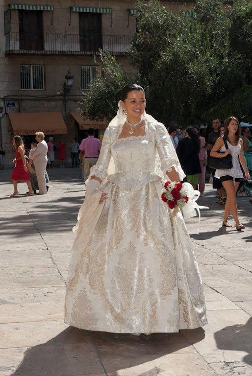 fallera novia   traje de valenciana.(españa).   pinterest   novios
