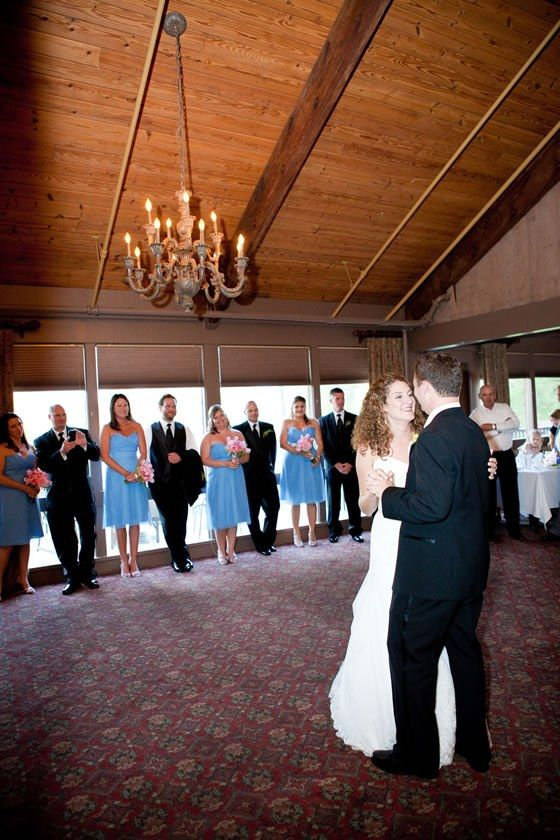 Outdoor Real Weddings At Healy Point Country Club In Macon Georgia Here Comes The Guide