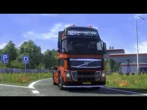 Euro Truck Simulator 2 Incl Heavy Cargo DLC Cracked