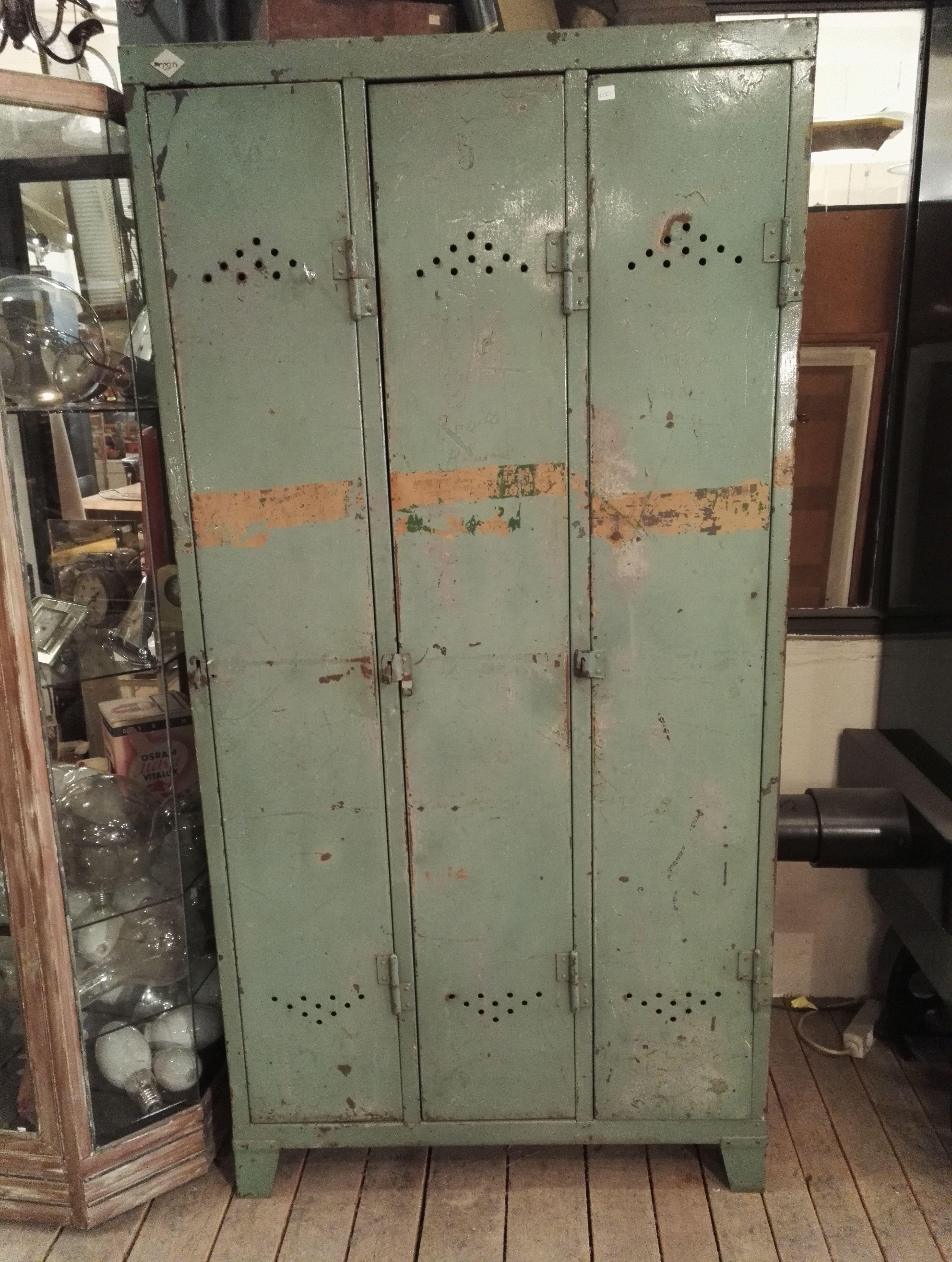 industrial loft spind vintage original style Jetzt kaufen bei Wandel