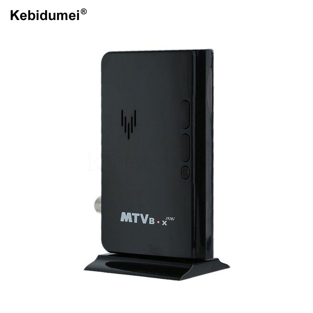 kebidumei External LCD CRT VGA TV Tuner PC BOX Receiver Tuner HD