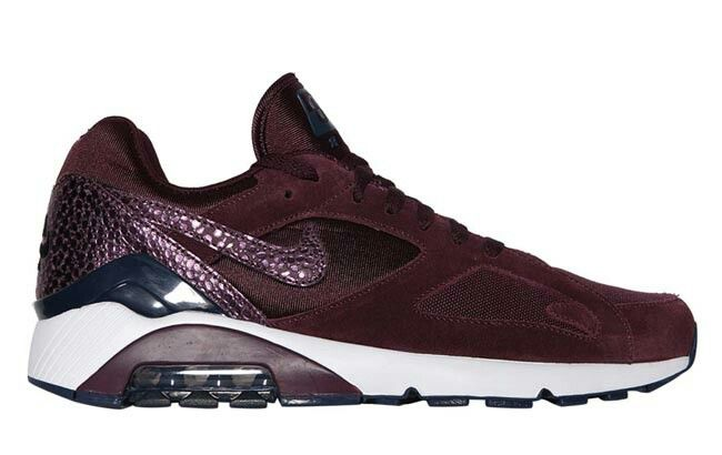 "buy online 569ef a0771 Nike Air Max 180 ""Bordeaux Safari"" (Preview)"