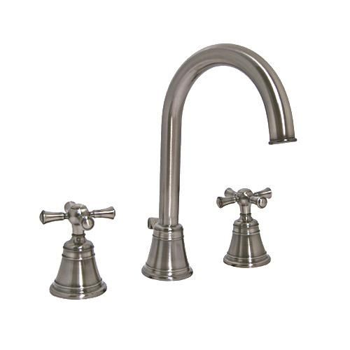 Jado 842_013_444 Hatteras Widespread Bathroom Sink Faucet, Antique ...