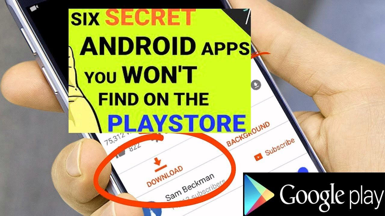 best secret apps for android