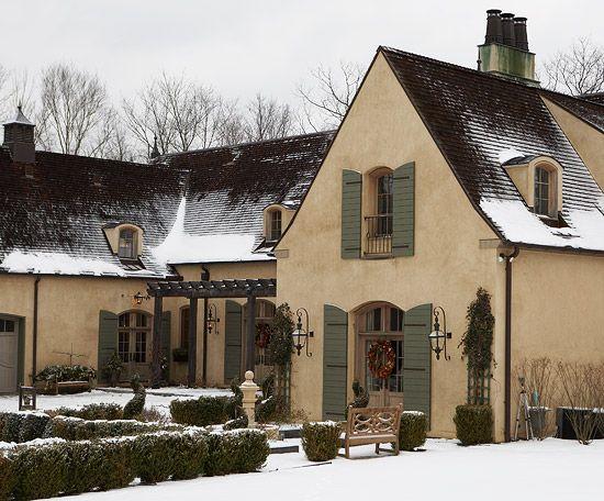 Not Quite A Cottage France Connecticut Jack Arnold