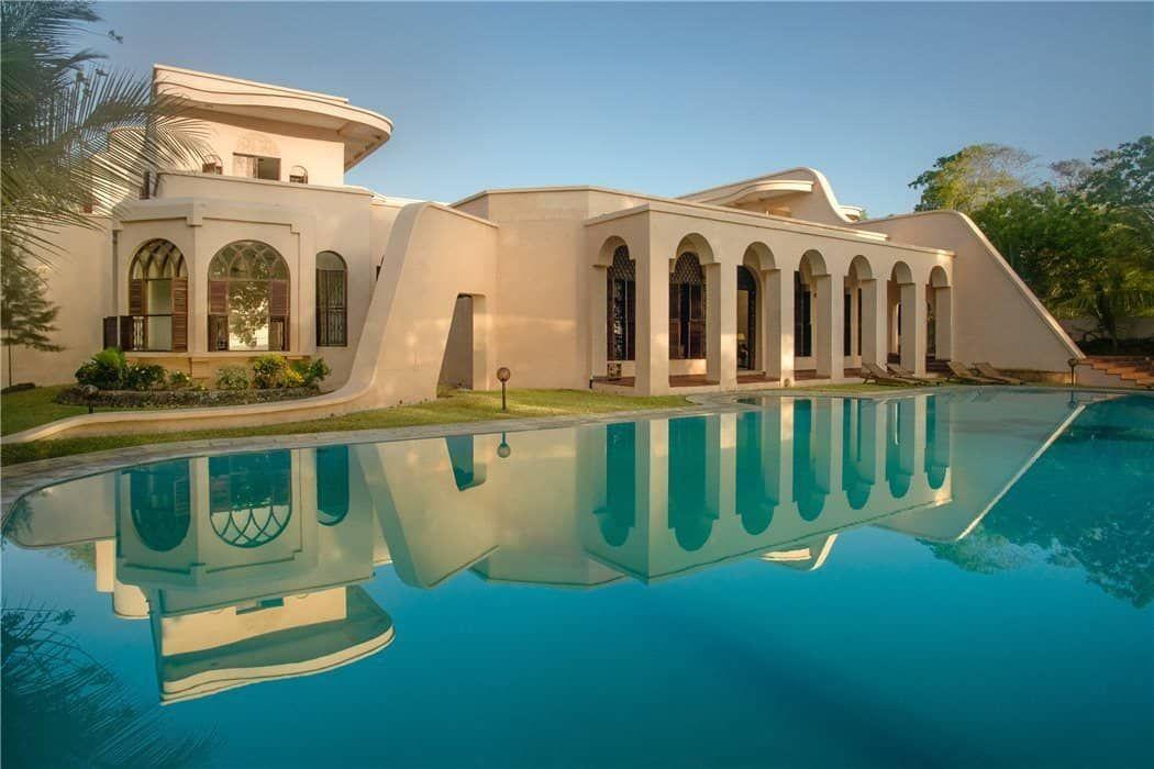 Villa Ahana Welcomes You To Kenya S Indian Ocean Villa Millionaire Homes Holiday Home