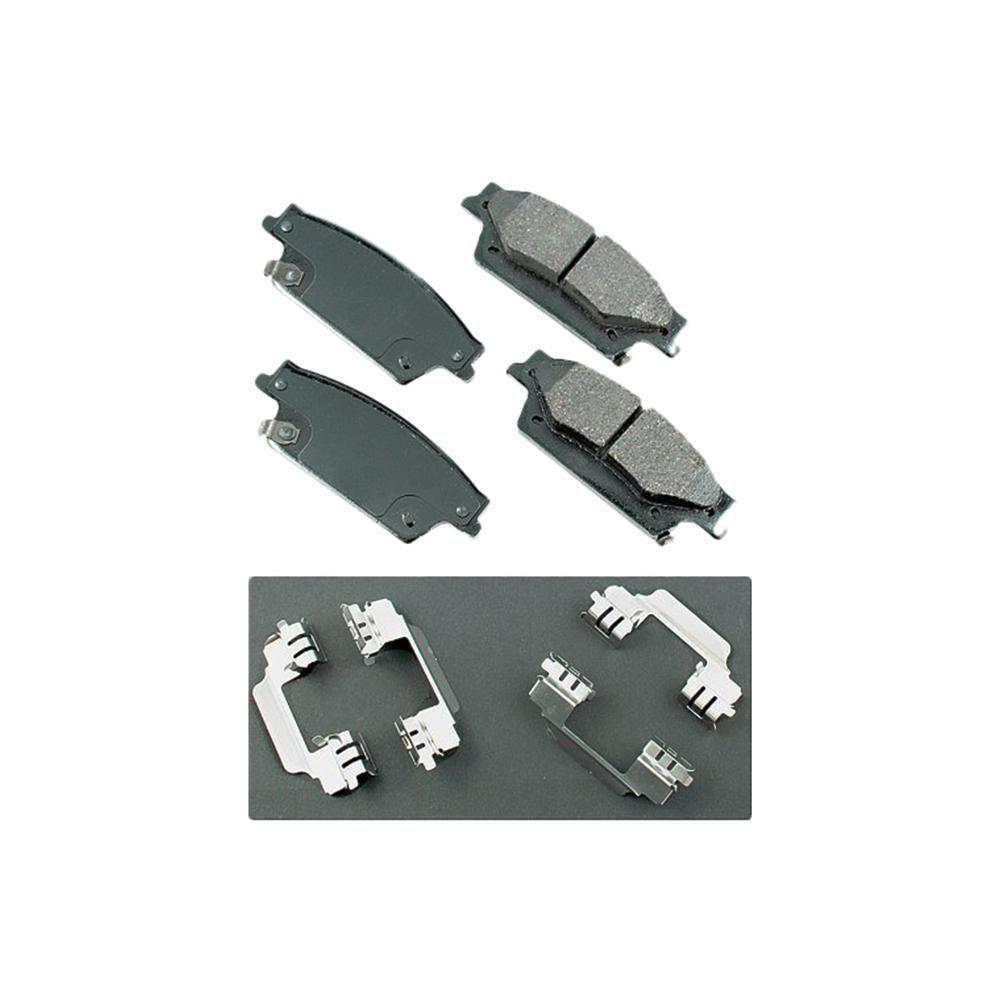 Rear Brake Pad Sensors 34351164371 34351164372 PAIR for BMW E46 Front
