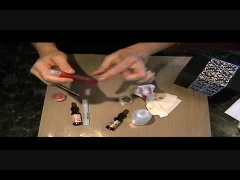 Make Your Own Shimmer Mists.wmv  Includes a DIY Storage Box