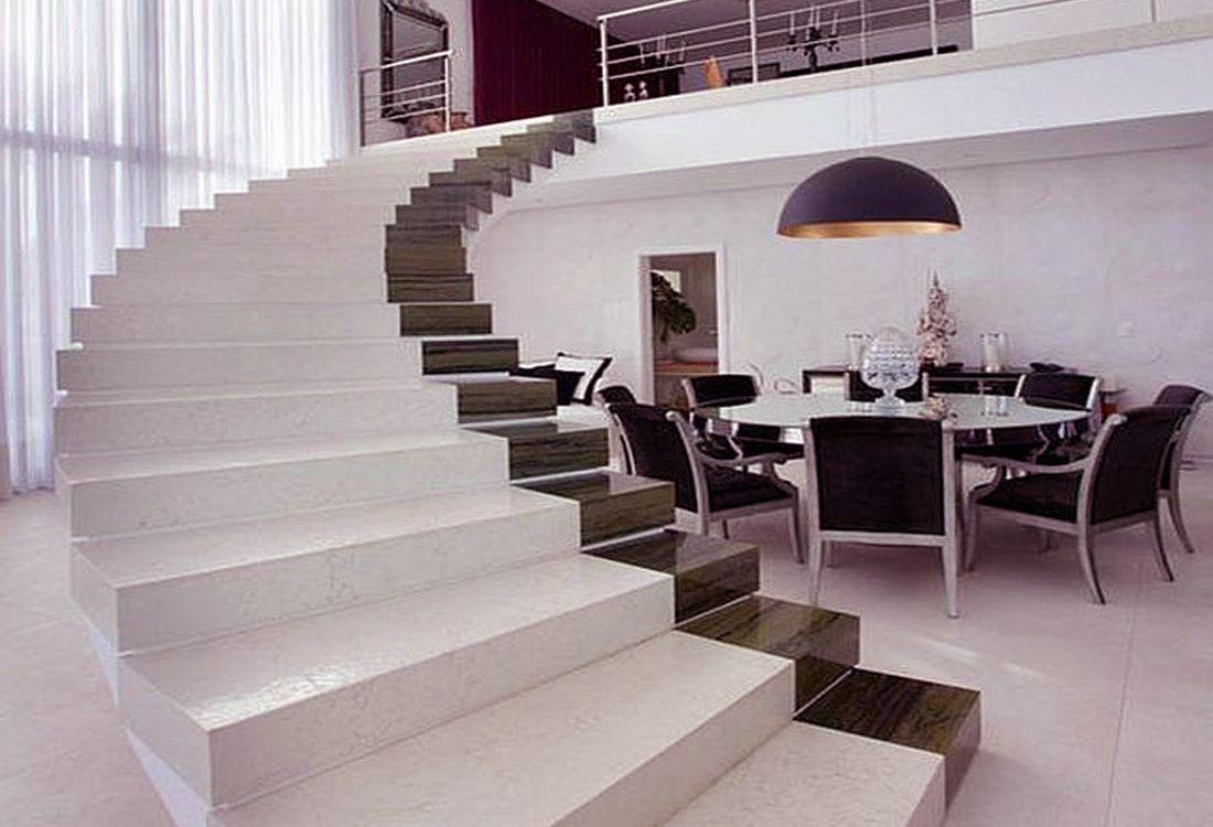 Pin oleh Pandawa Property di 25 Model Desain Tangga Rumah ...