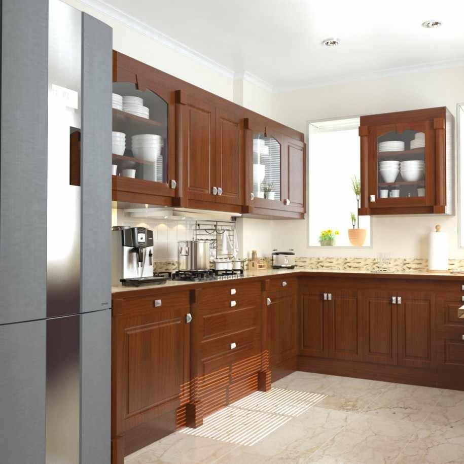 Interactive Kitchen Design Free: Precious Glassware Lacquered Wood Kitchen Cabinet Virtual