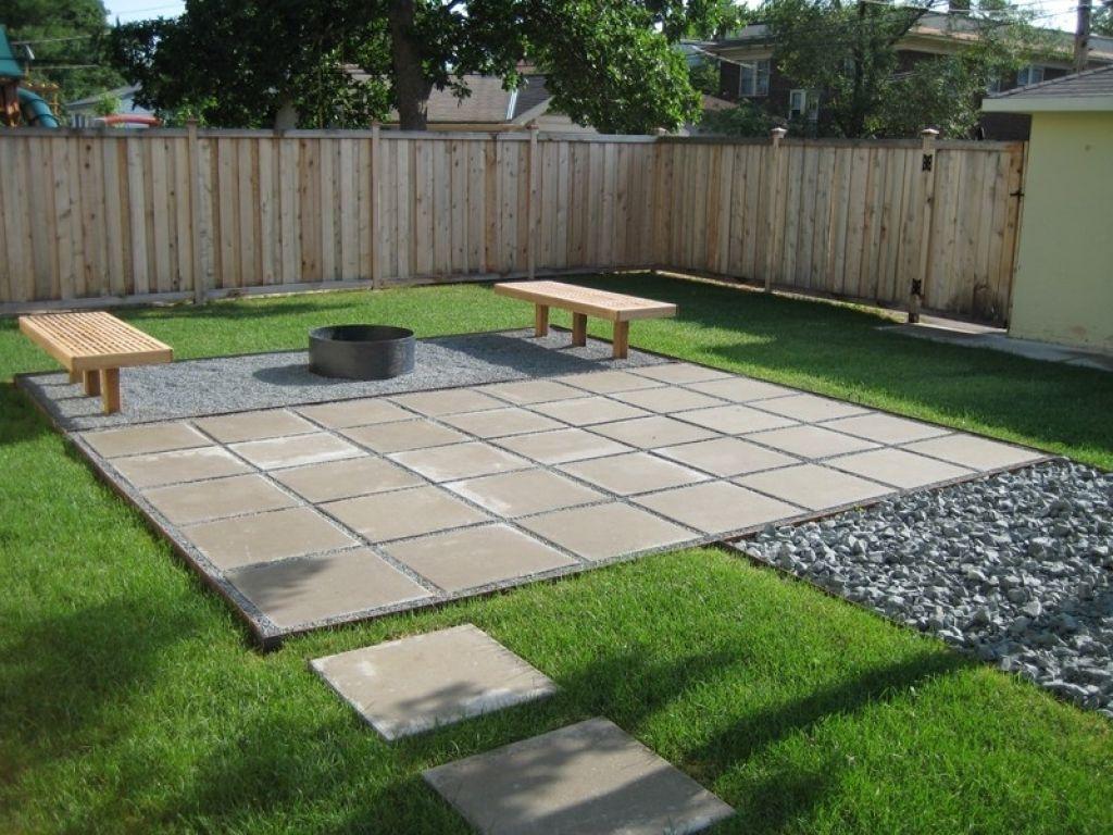 Image Result For Modern Concrete Pavers Pavers Backyard Patio Pavers Design Backyard Landscaping Modern backyard with pavers