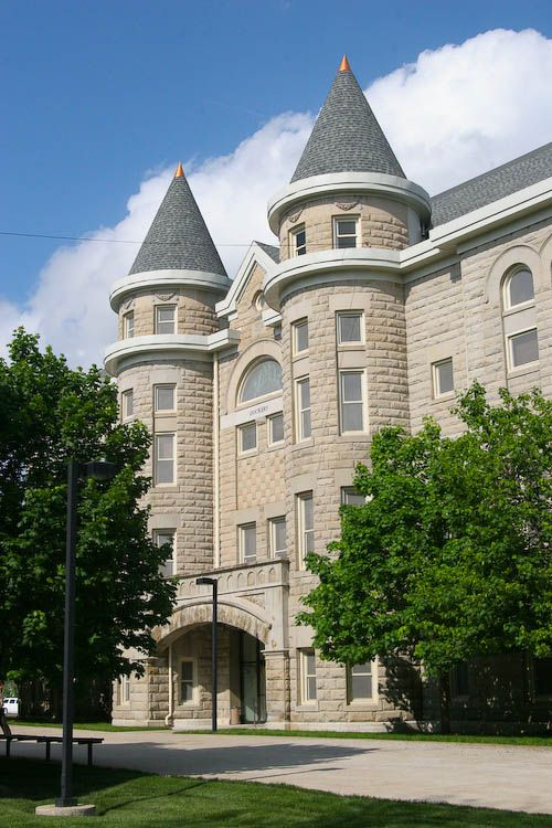 University Of Central Missouri >> Dockery Building University Of Central Missouri Favorite Places