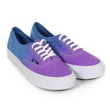 zapatills vans color