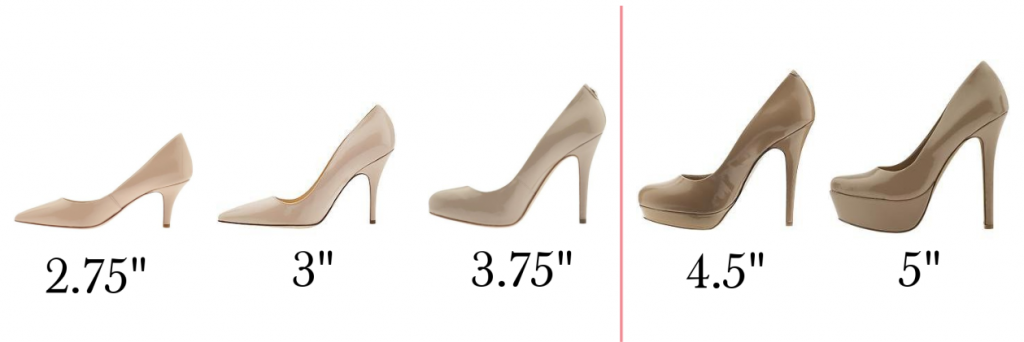 40928e053c1b All you needed to know about appropriate heel height in the office ...