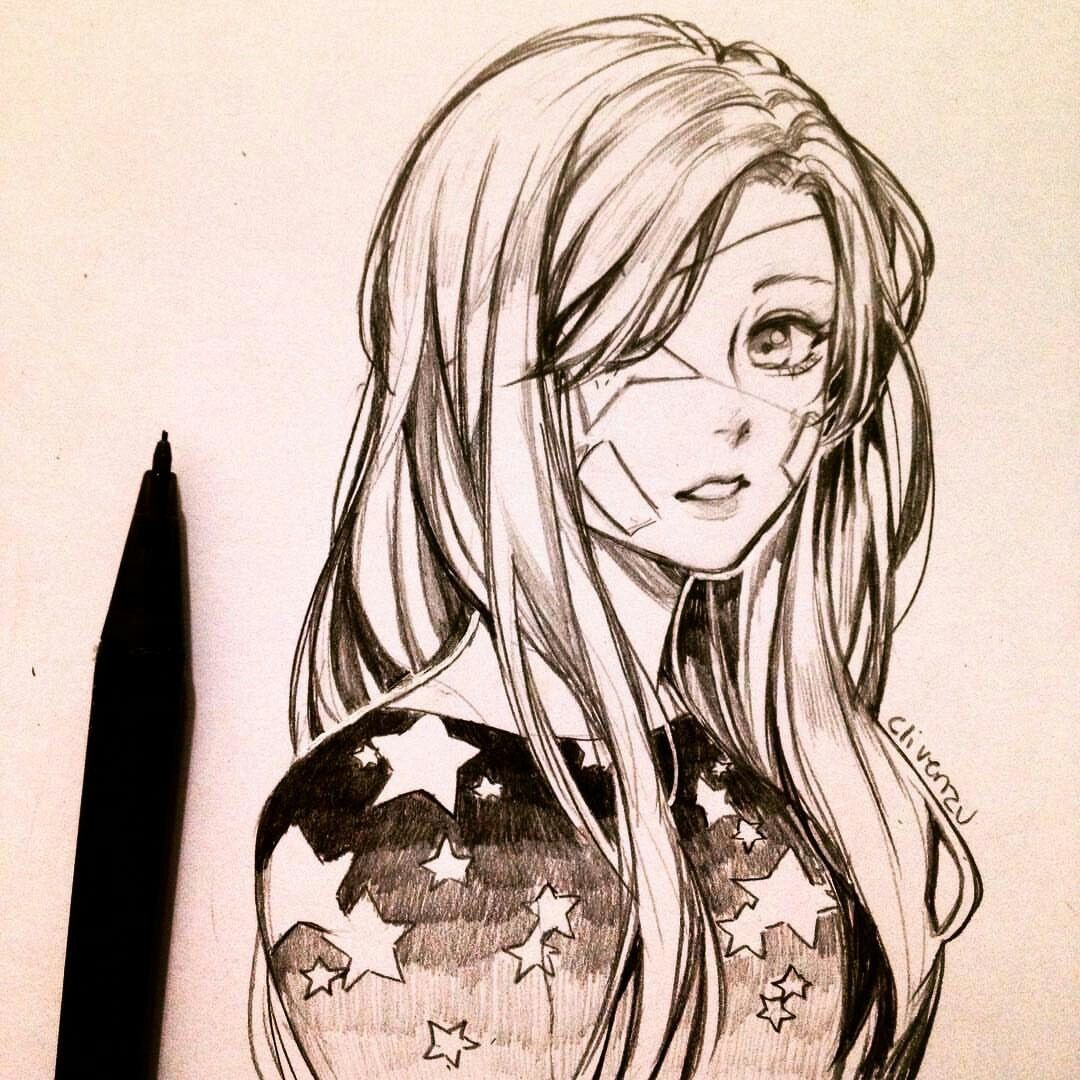 Pin By Hello On Drawings Anime Art Art Sketches Anime Drawings