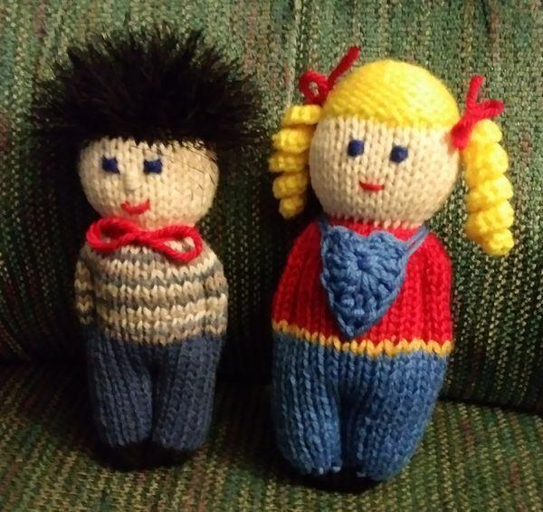 Photo of Ein paar Komfortpuppen – #a #Komfortpuppen #Paar # Gestrickte Puppen Ein paar Komfortpuppen …