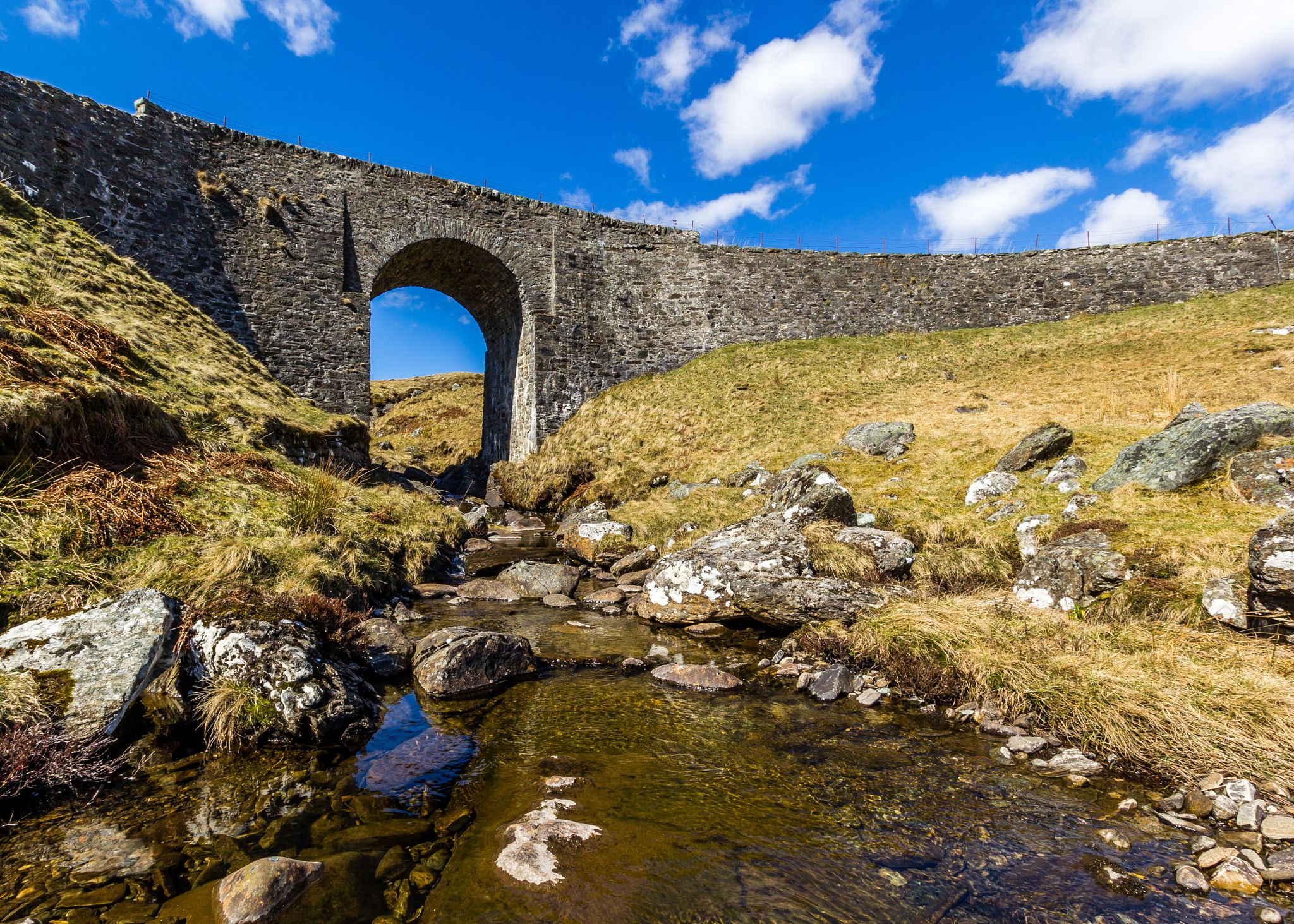 Bridge, Ben Lawers, Scotland by Raymond Carruthers on 500px
