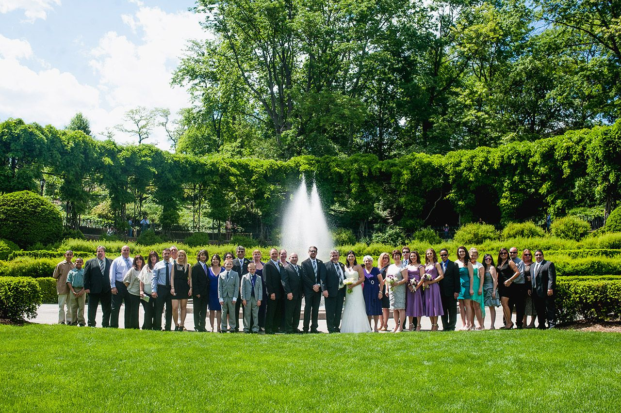 Great Package And A La Carte Options For Central Park Weddings