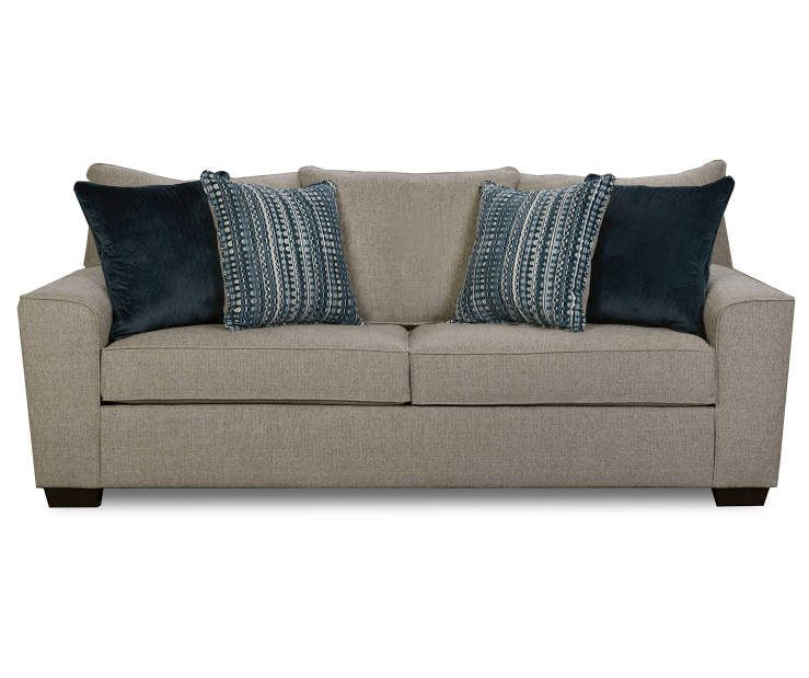 Lane Dharma Cloud Beige Sofa At Big Lots Beige Sofa Living
