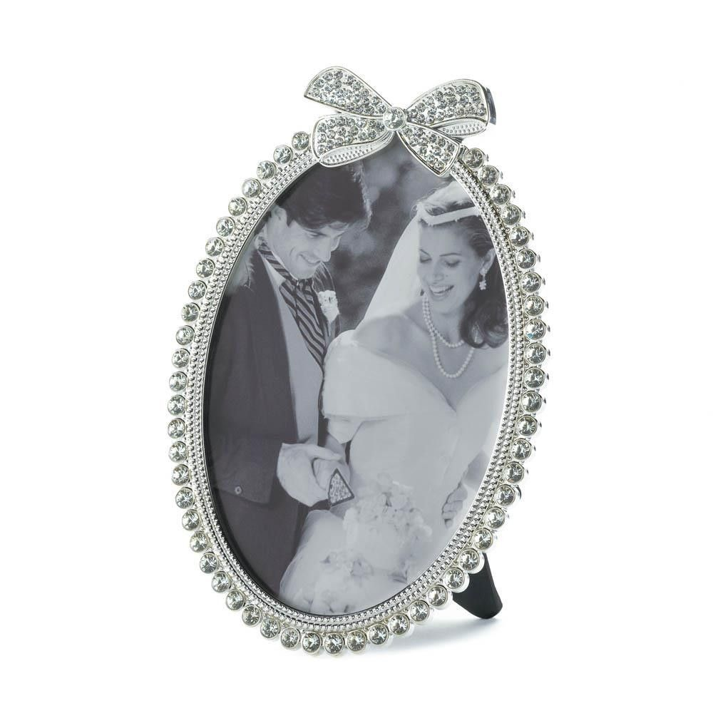 Beautiful Bow Photo Frame 5 x 7 | Products | Pinterest
