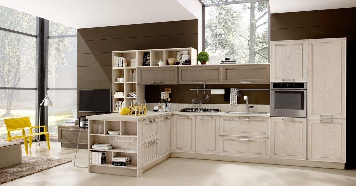Cucine componibili Stosa: scopri i dettagli della cucina ...