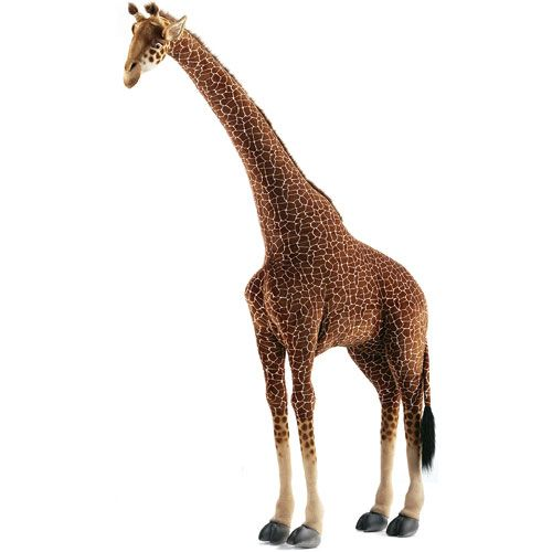 for Claire :) Lucy Life-Size Giraffe from PoshTots   Life ...