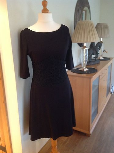 Ebay black dresses size 14