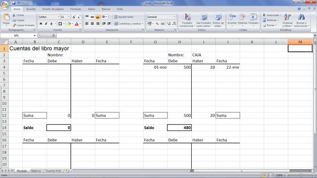 Conoce y practica estas acciones de Excel en contabilidad ...