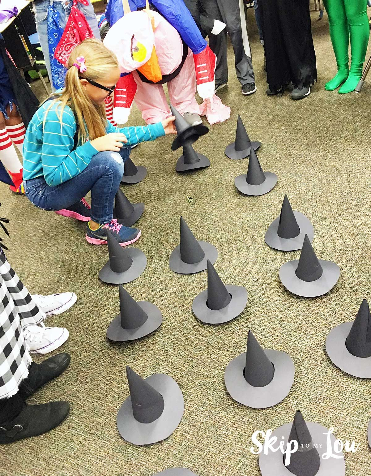 Halloween Party Games #halloweenpartygamesforkids