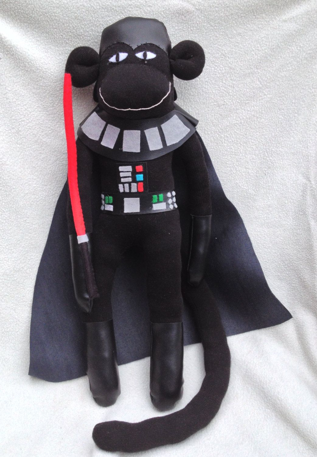 Darth Vader Sock Monkey | 눈독... | Pinterest
