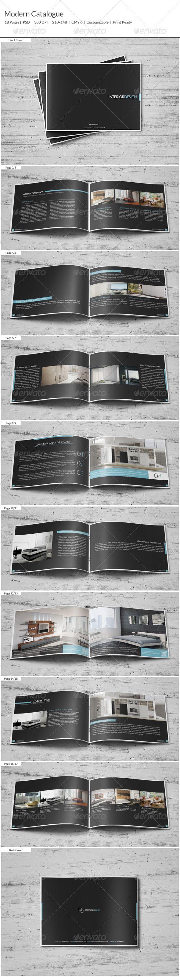 Modern Catalogue - Catalogs Brochures