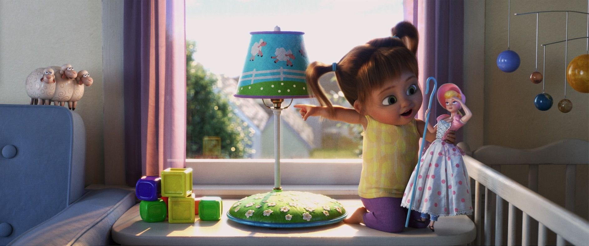 Lamp Life Bo Peep Becomes A Lost Toy In Pixar S New Disney Short Indiewire In 2020 Pixar Disney Plus Disney Shorts