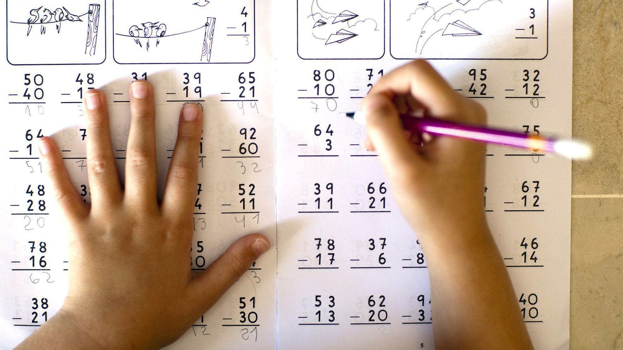 5 Worksheet Pre K Math Worksheets Addition Math Worksheets