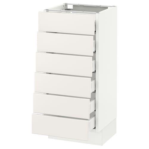 ALEX Schubladeneinheit auf Rollen - weiß - IKEA#alex #auf #ikea #rollen #schubladeneinheit #weiß