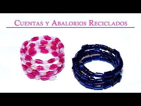 84afa37a6455 Cuentas o Abalorios de Botellas PET Reciclados - YouTube | BISU ...