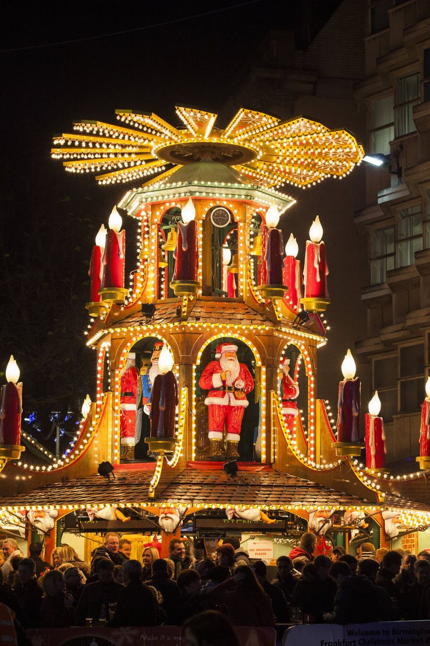Christmas Market In Birmingham Europe S Best Destinations Christmas Markets Europe Christmas Market Christmas In Europe